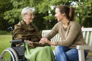 Danville caregiver - Alzheimer's communication tips