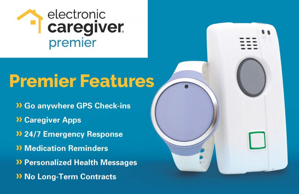 Electronic Caregiver premier features