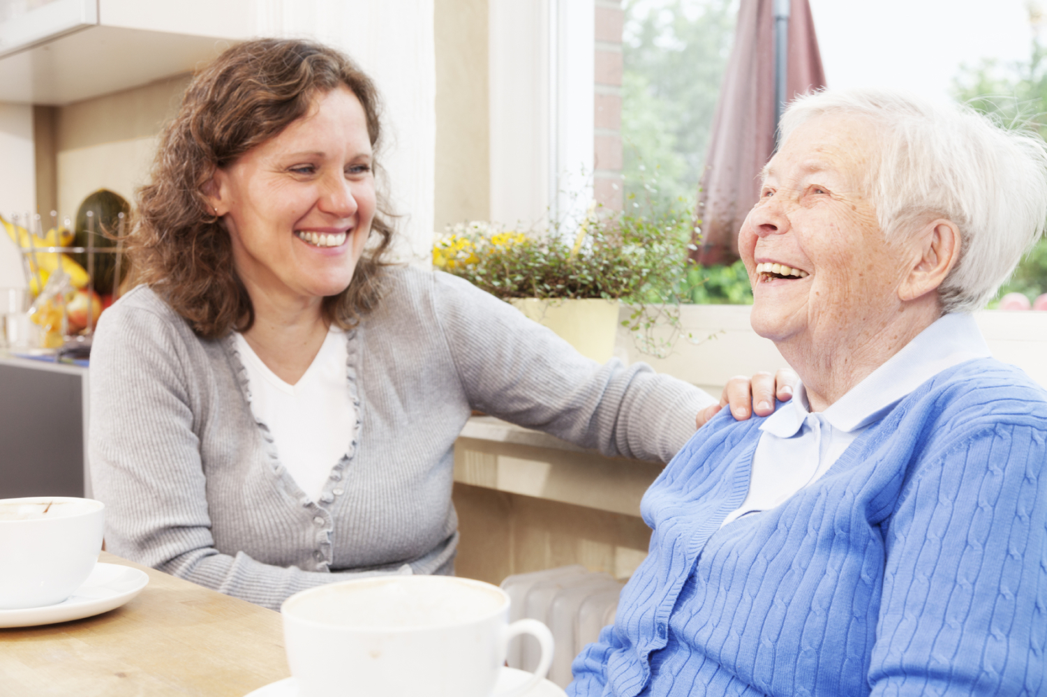 Types of California Home Care