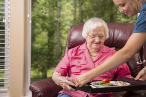 Senior Loved One's Nutritional Needs