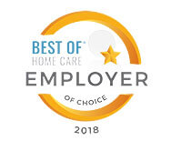 Best of Home Care Employer 2018