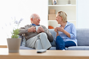 home care conversation - elder care walnut creek california